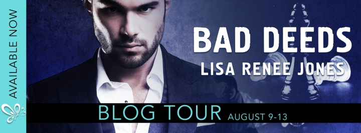 Bad Deeds Blog Tour