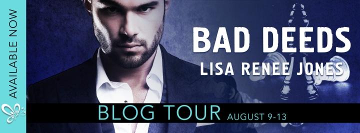 Bad Deeds Blog Tour