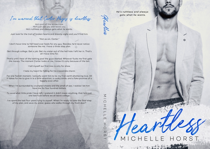Heartless MHHeartlessBookCover6x9_BW_325
