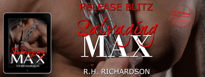 Salvaging Max MAIN BANNER