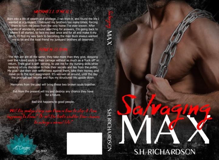 Salvaging Max thumbnail_Salvaging Max - Paperback for sharing