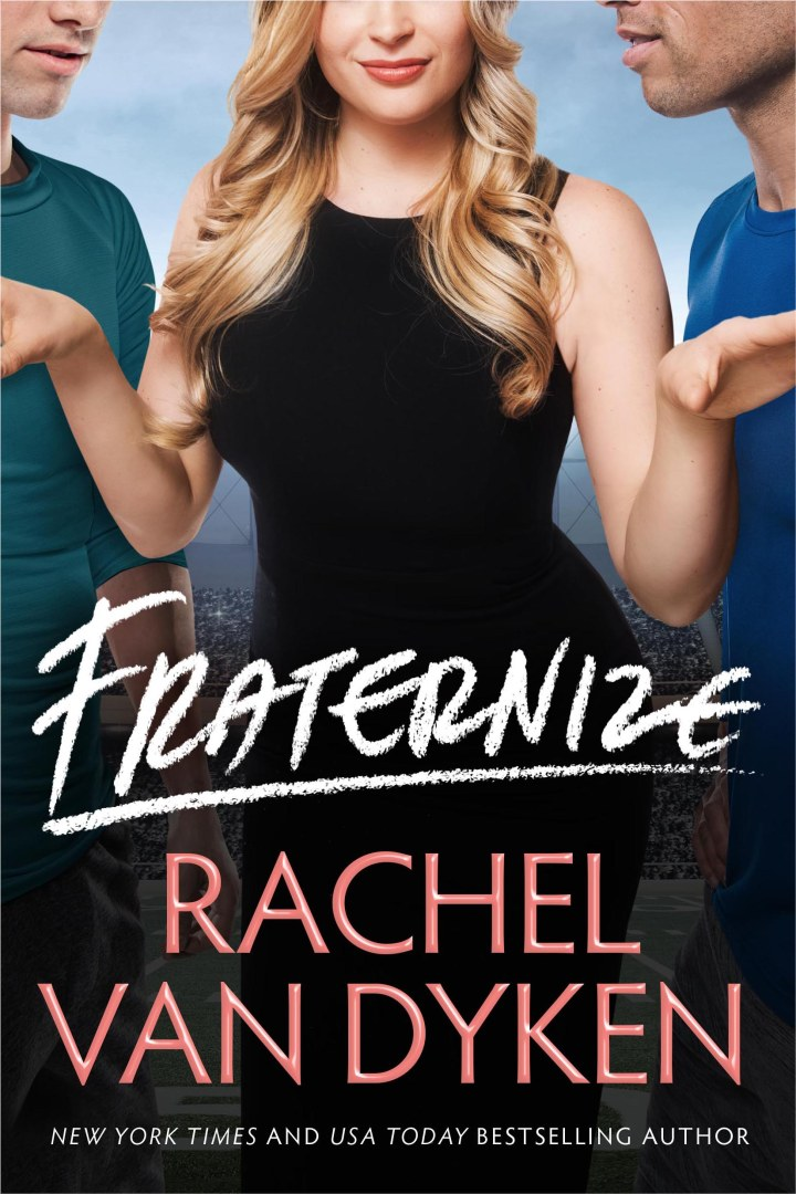 Fraternize Ebook Cover