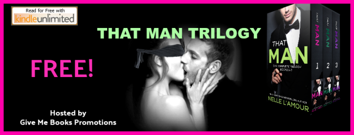 That Man Trilogy SB Banner