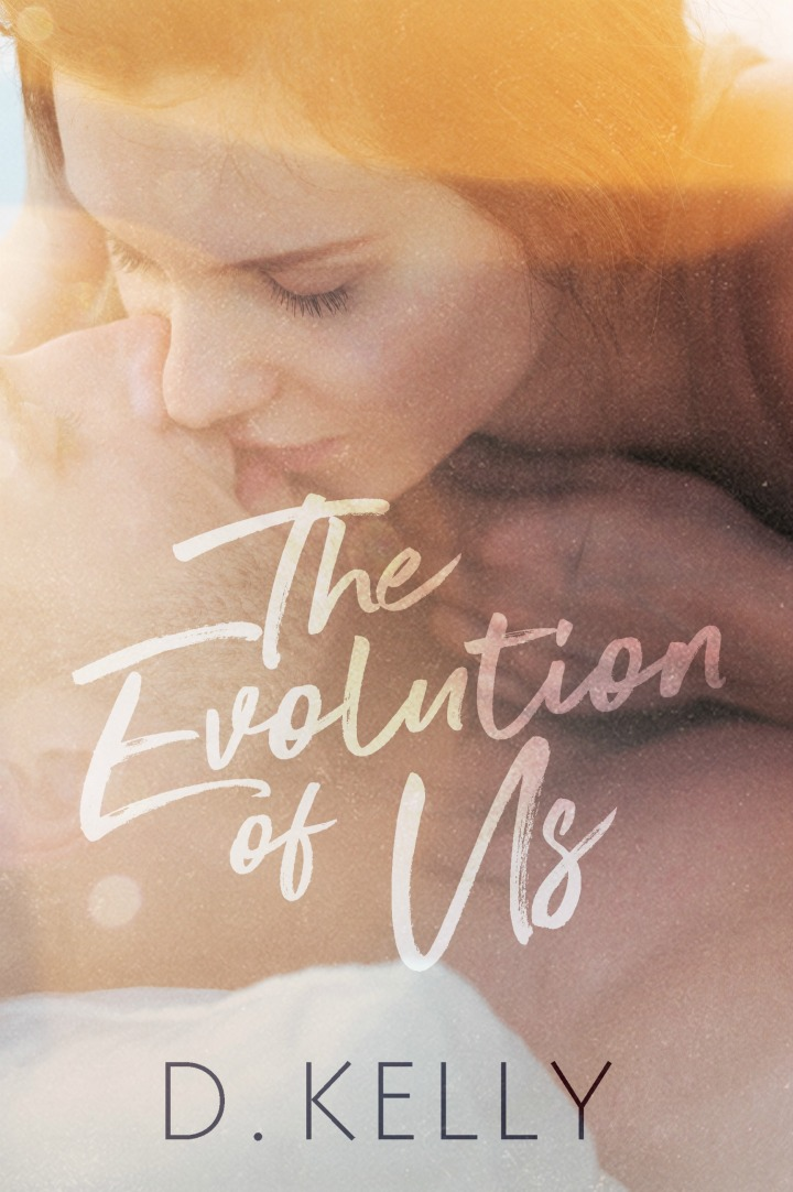 The Evolution of Us Ebook Cover