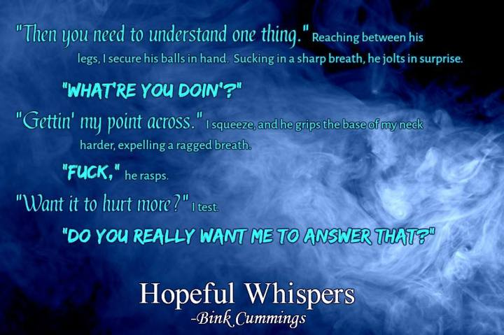 Hopeful Whispers T2
