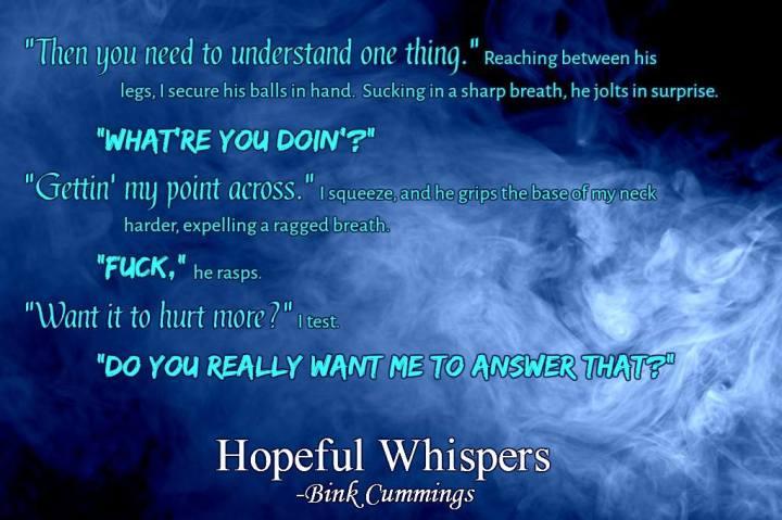 Hopeful Whispers T2