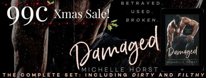 Damaged Box Set sale xmas.banner