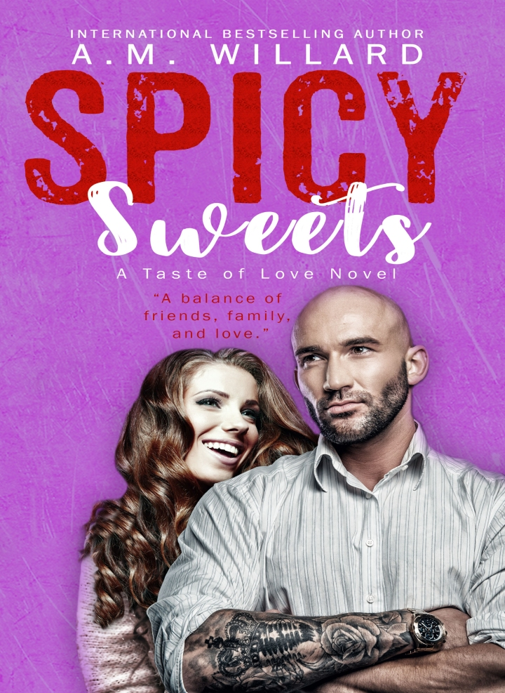 Spicy Sweets eBook