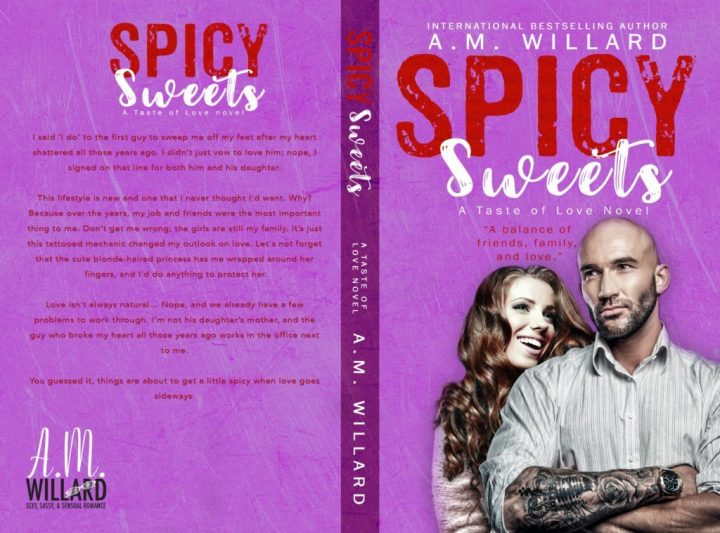 Spicy Sweets Full
