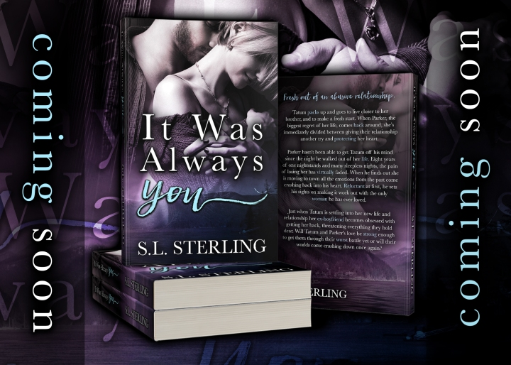 It Was Always You Coming Soon Graphic