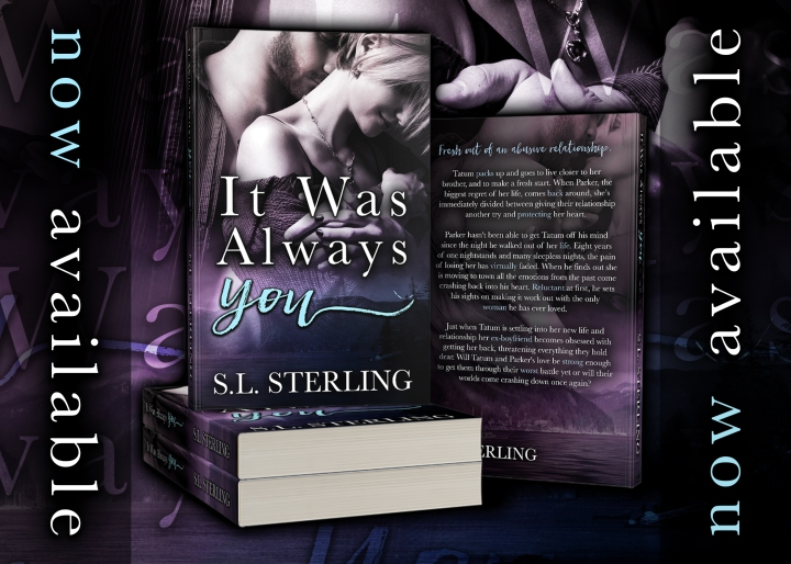 It Was Always You Available Now Graphic