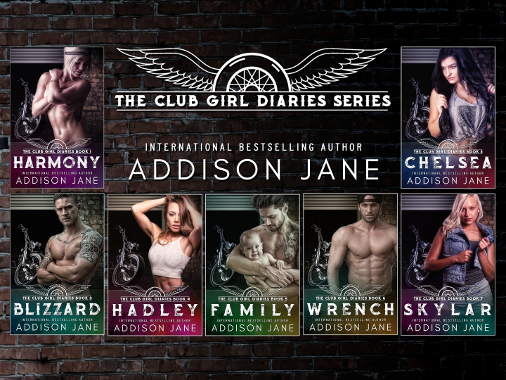 The Club Girl Diaries Post BK1-7