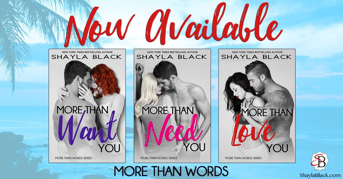 More Than Words series