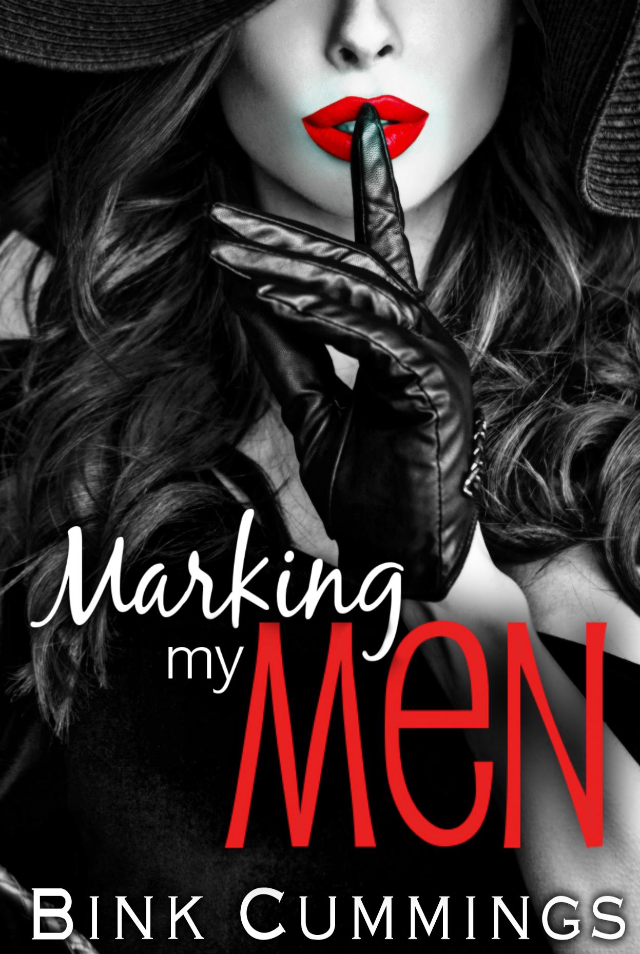 MArking MY MEN Ebook Cover
