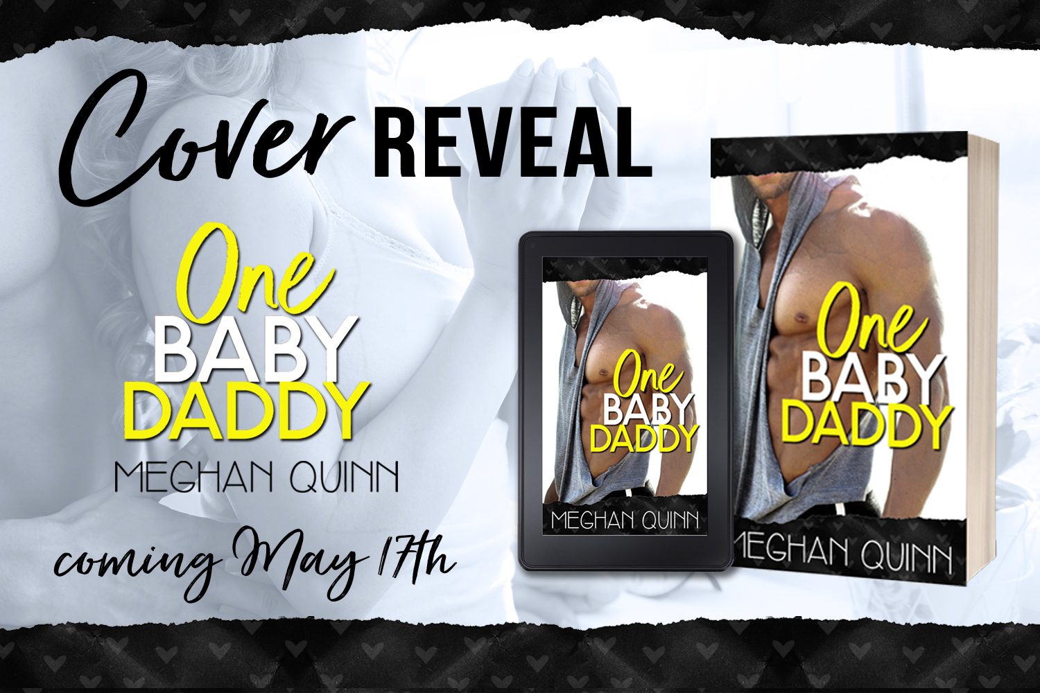 One Baby Daddy cover reveal
