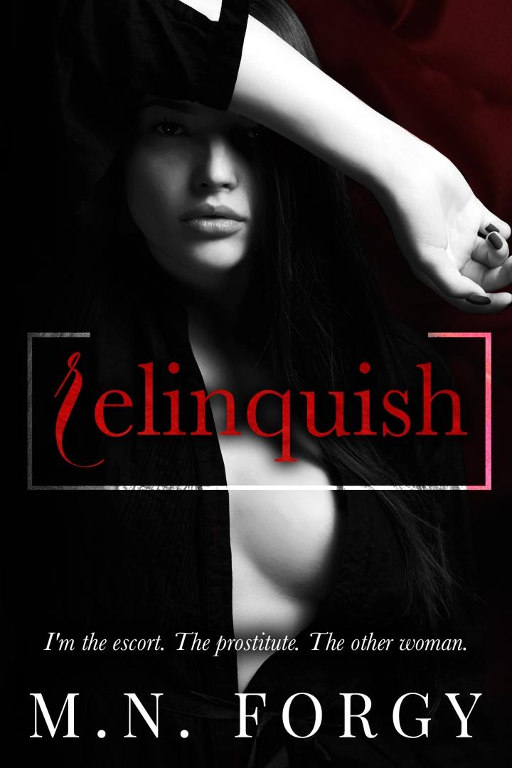 Relinquish E-Cover