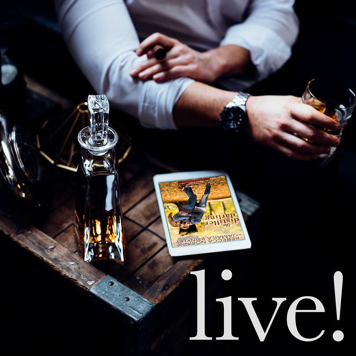 The Distiller's Darling live